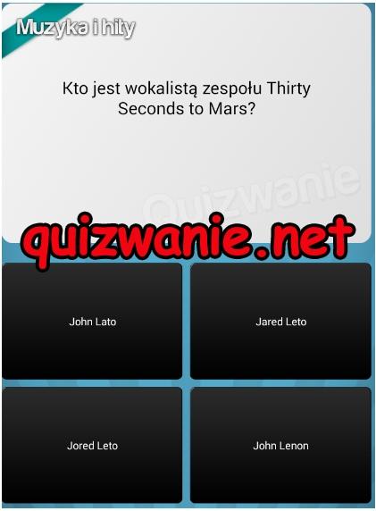 2 - Jared Leto