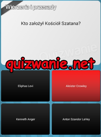 7 - Anton Szandor LaVey